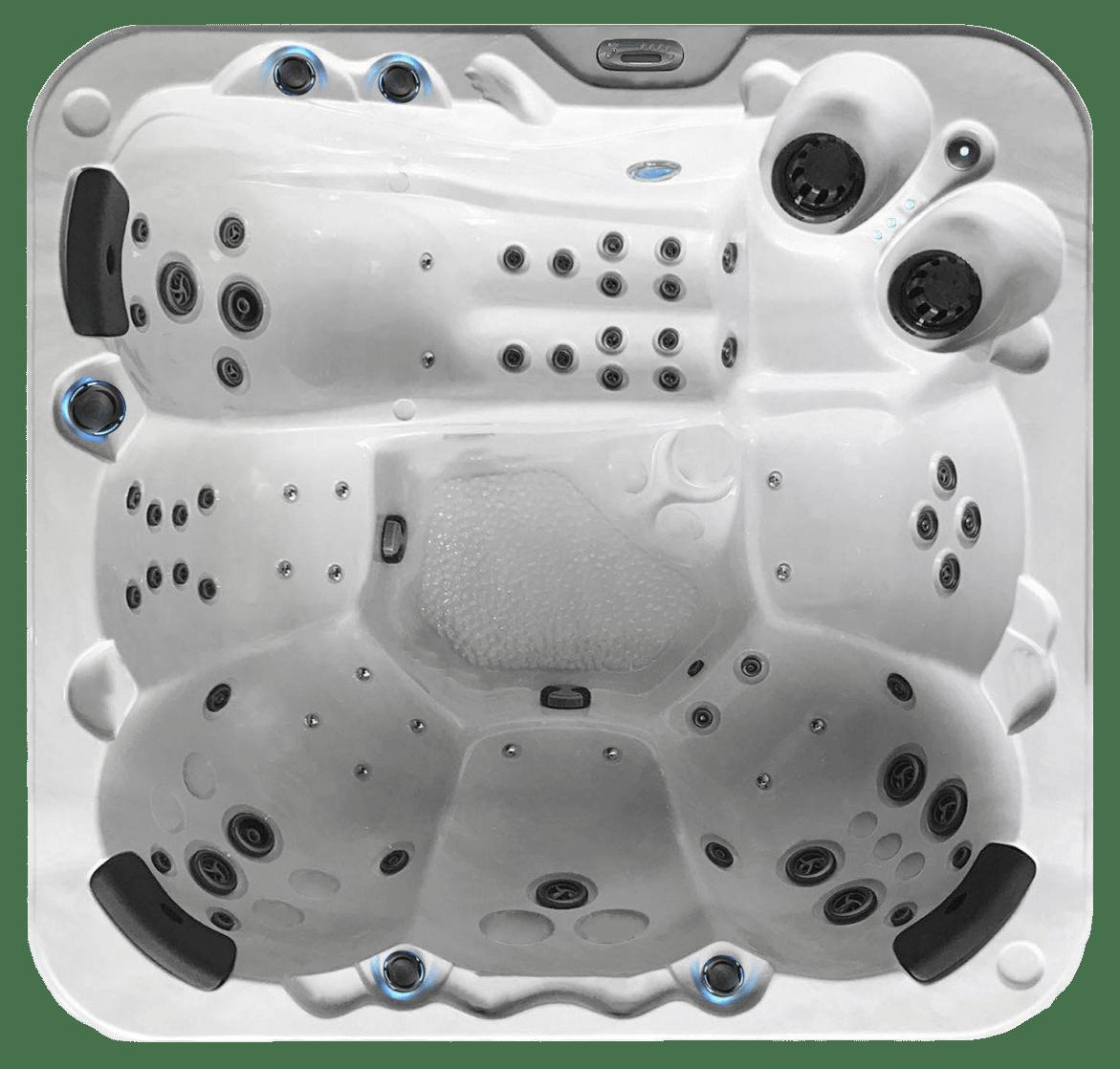 O665 hot tub