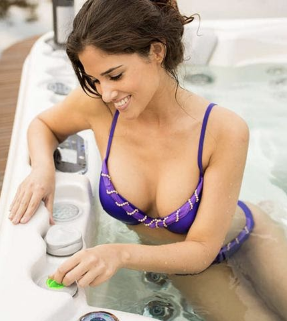 Aromatic Therapy - Hot Tubs