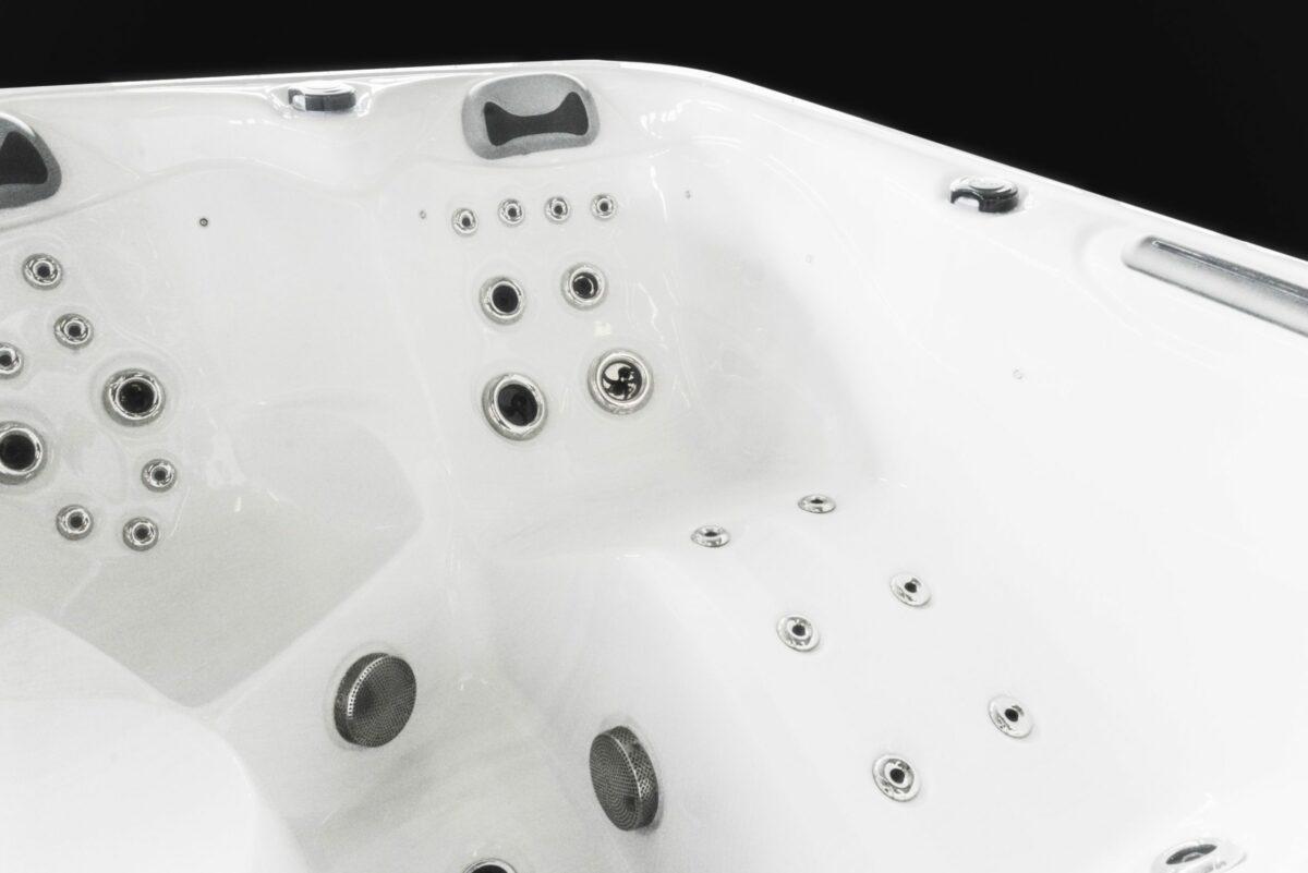 Platinum Apollo Swim Spa - Lounger