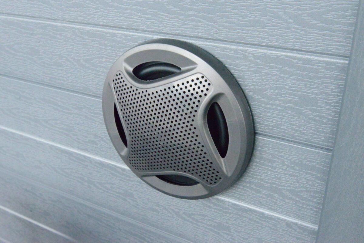 Platinum Apollo Swim Spa - speaker