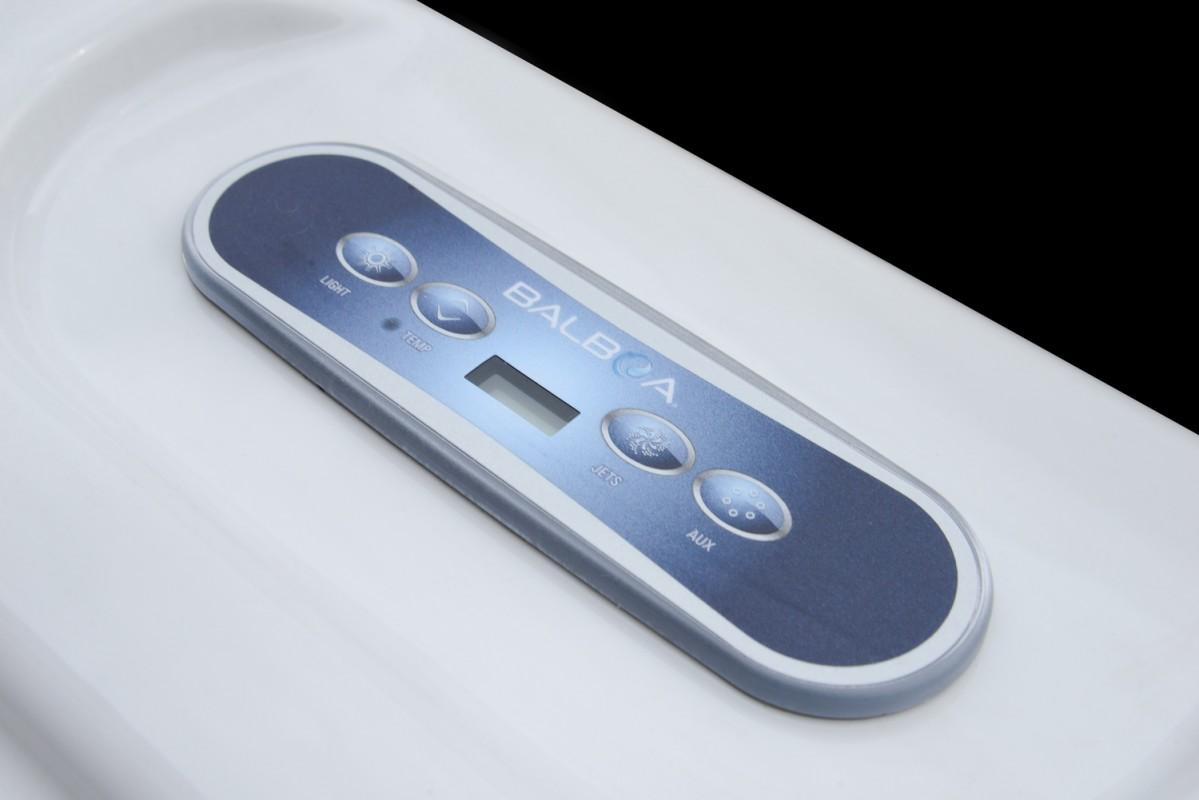 Platinum Spas Athena Swim Spa - Balboa Control Panel