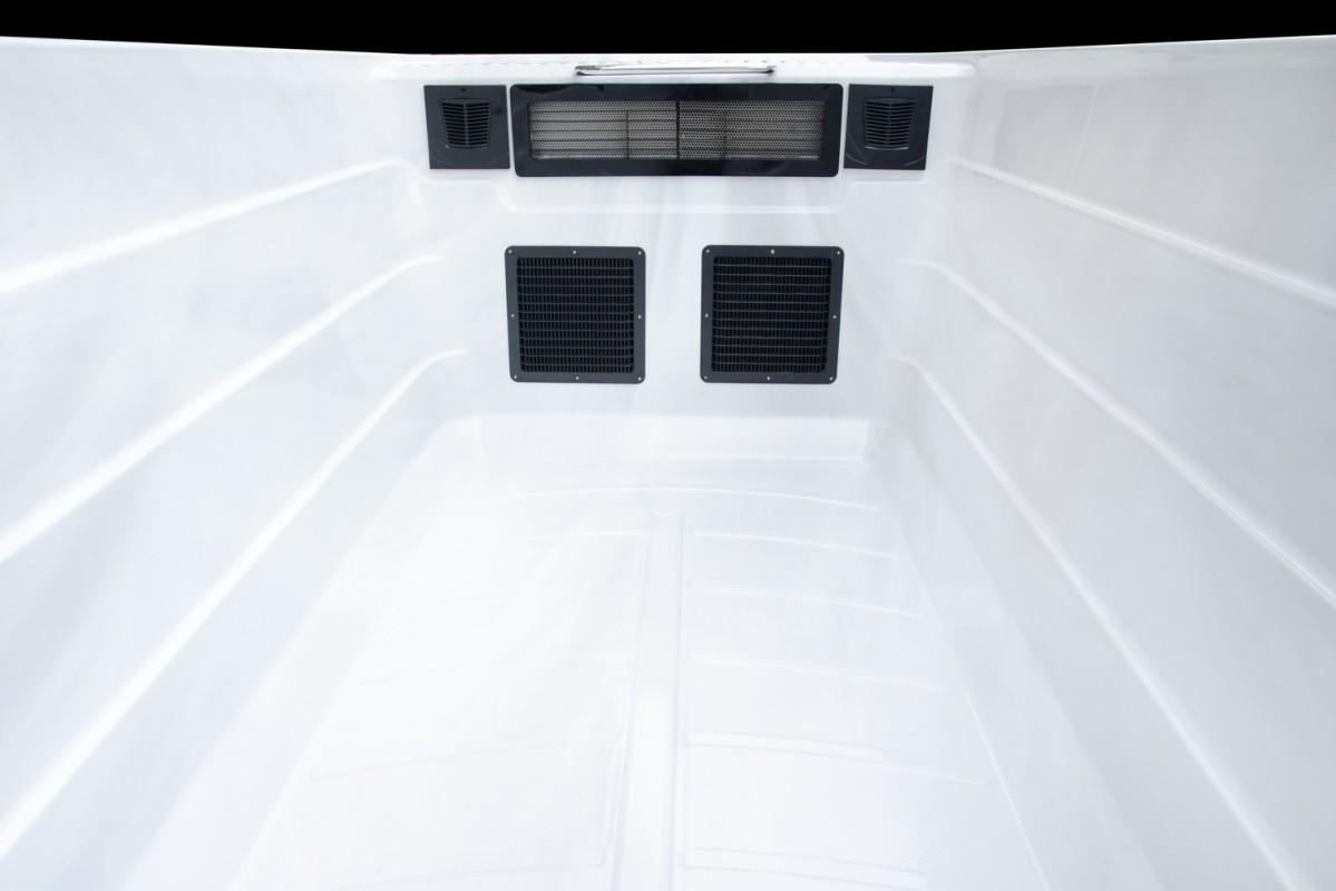 Platinum Spas Athena Swim Spa - Inside View