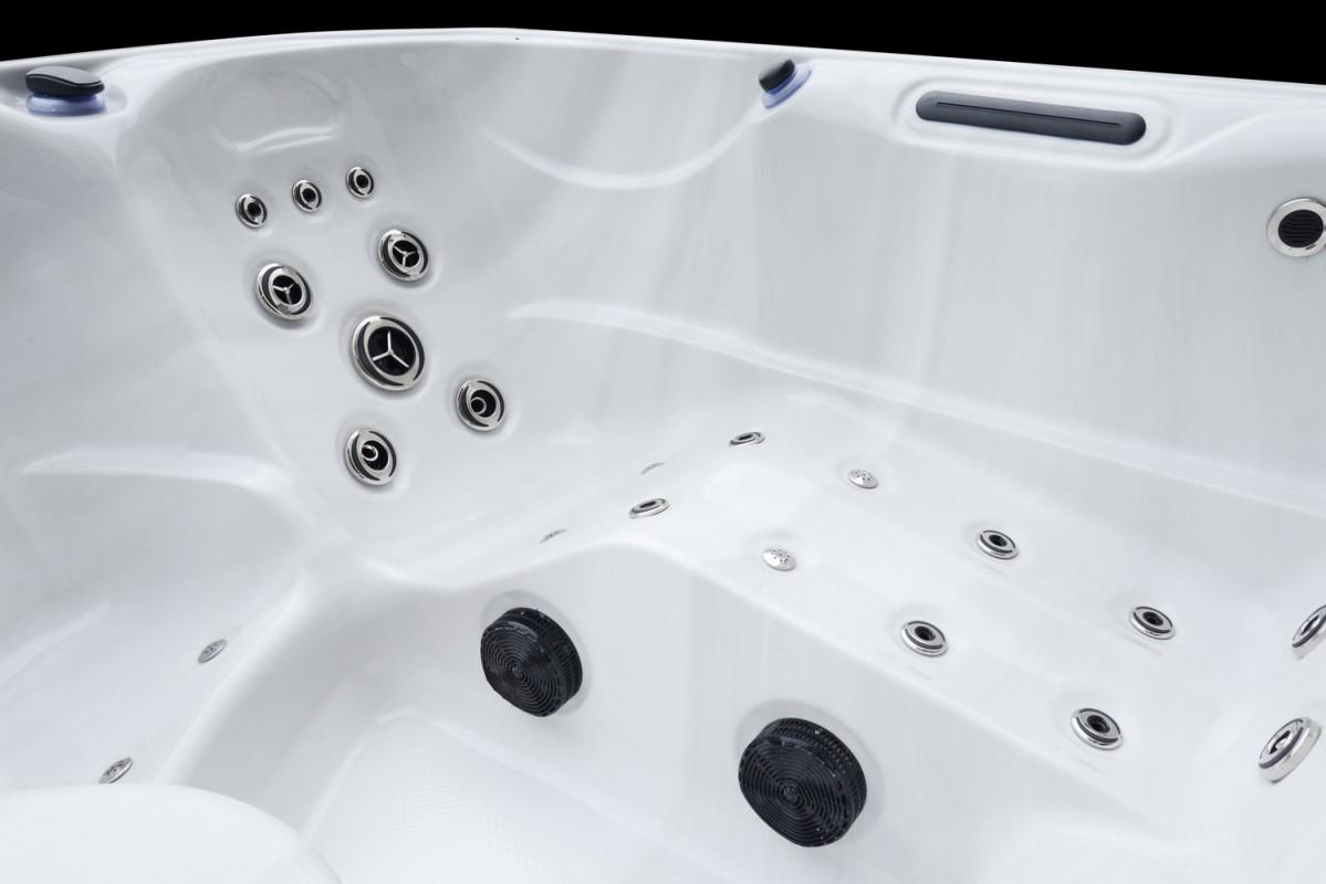 Platinum Spas Athena Swim Spa - Lounger