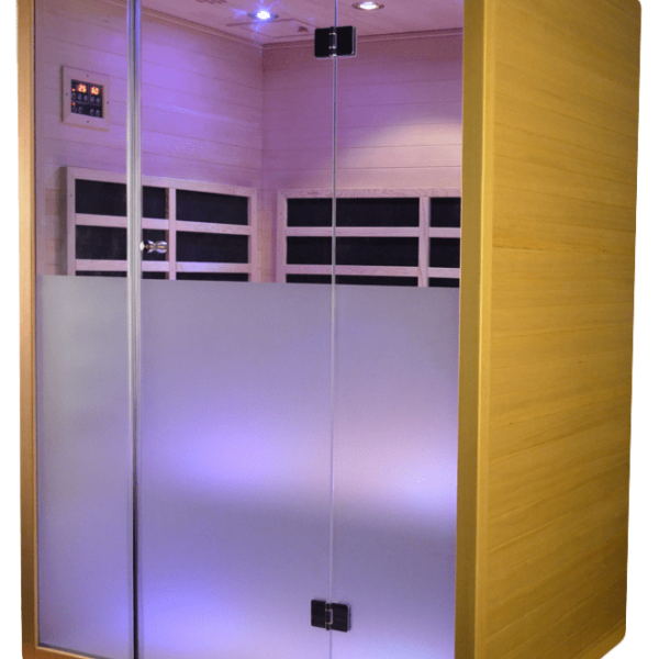 Superior Saunas Calor 2 person sauna