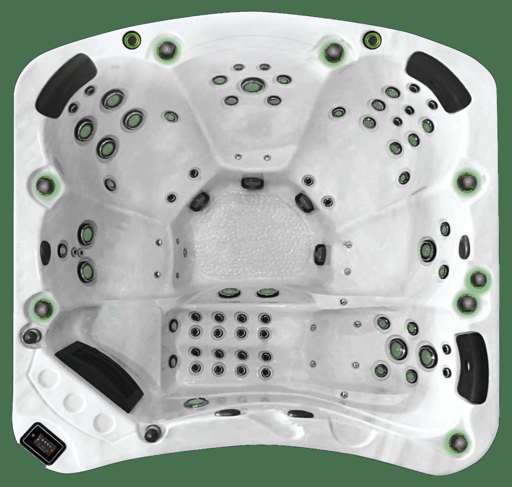 e680 hot tub