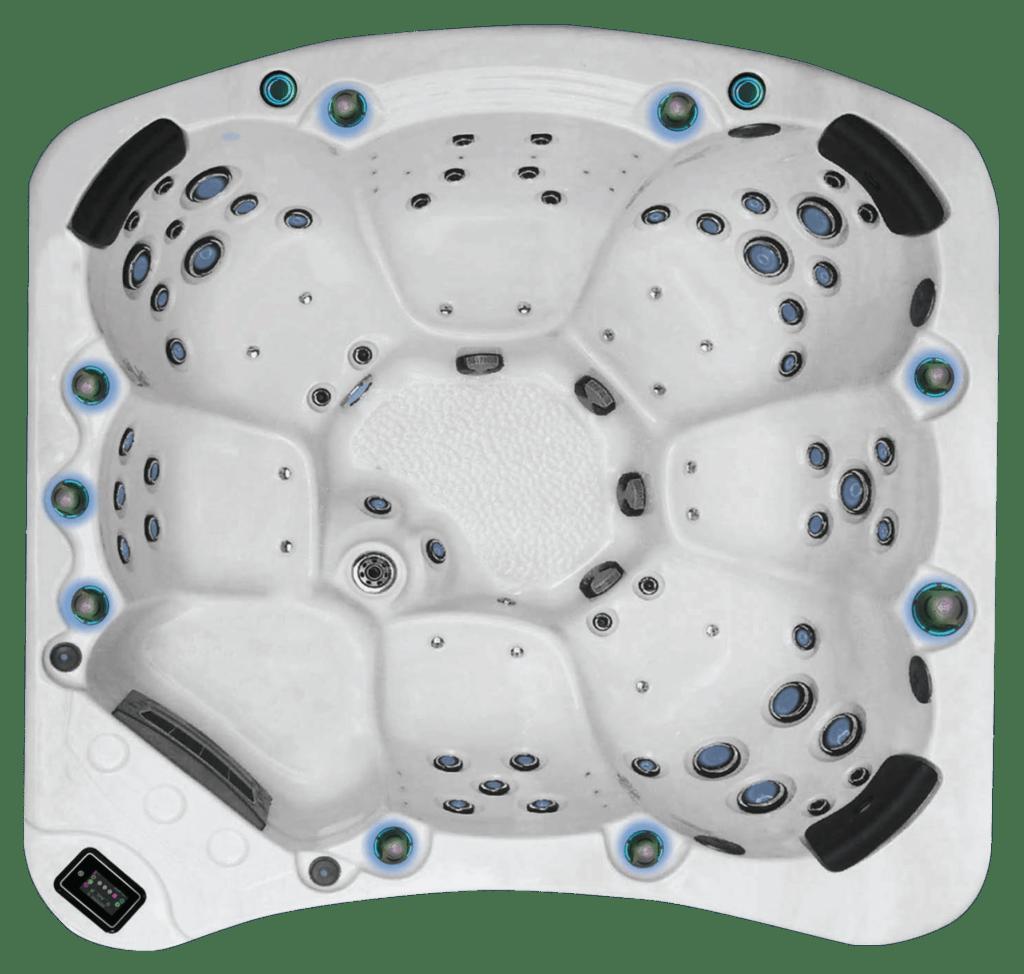 e770 hot tub