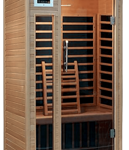 elio 1 person sauna