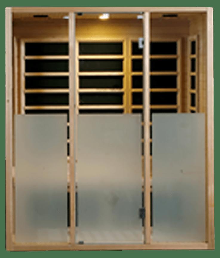 foveo 3 person sauna