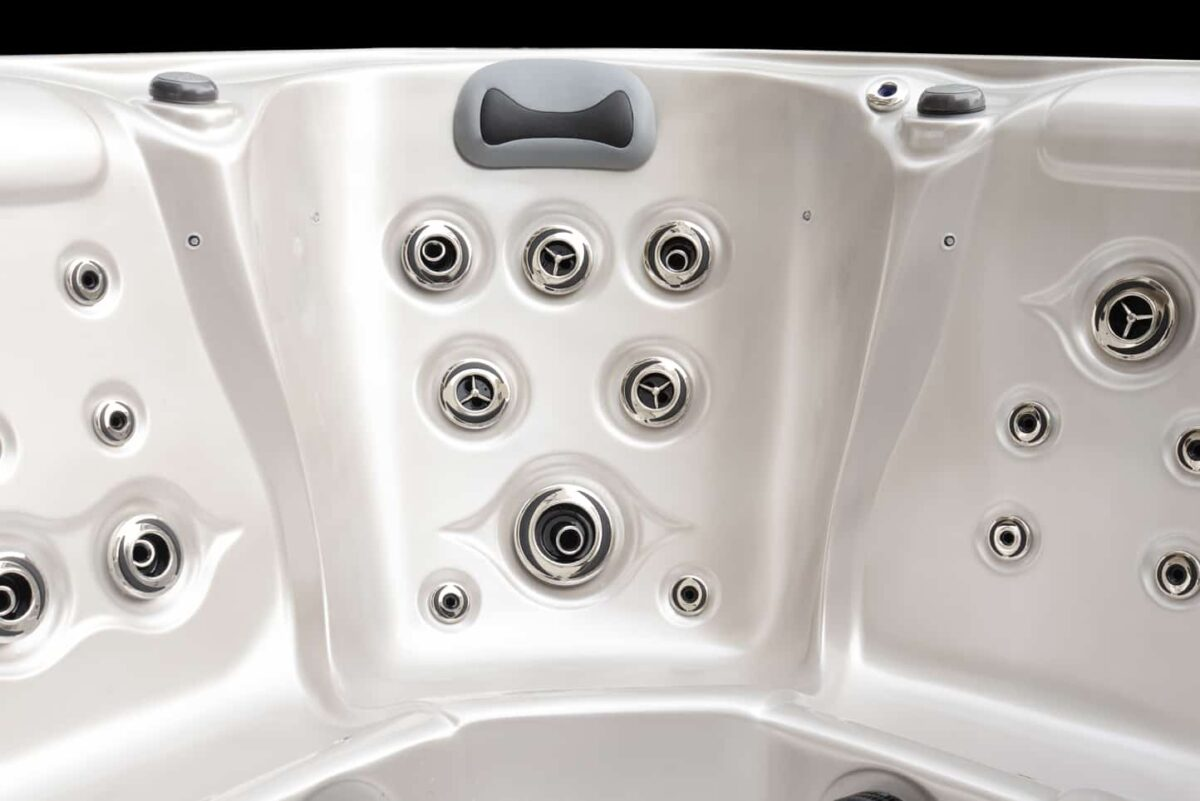 Platinum Spas Maximus Hot Tub - Seats