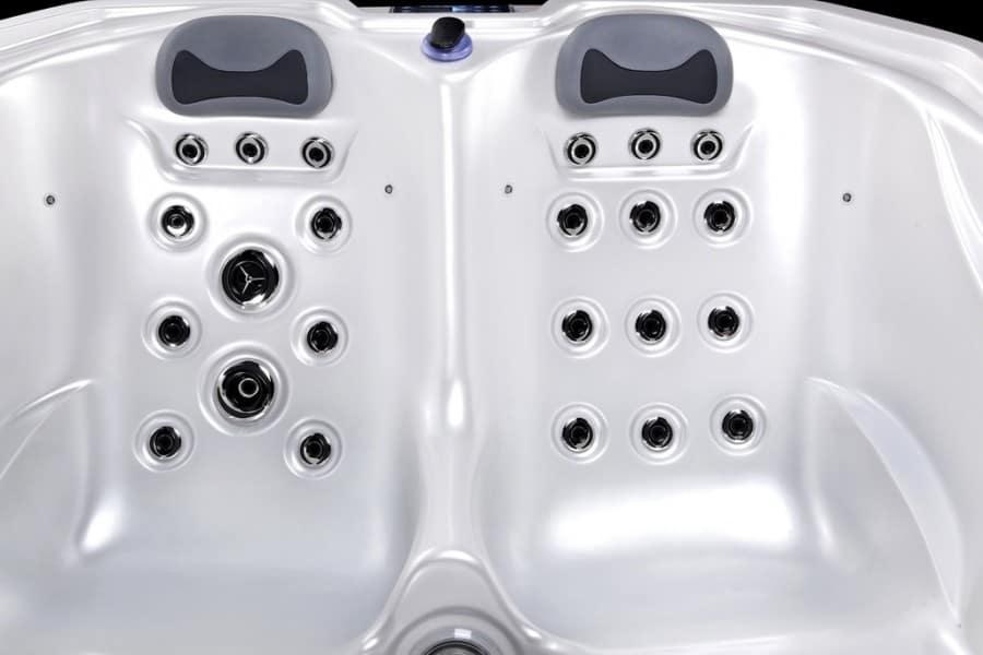 Platinum Spas Arizona Hot Tub - Seats