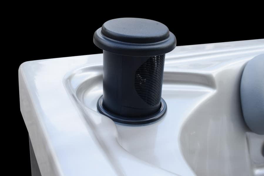Platinum Spas Onyx Hot Tub - Speaker