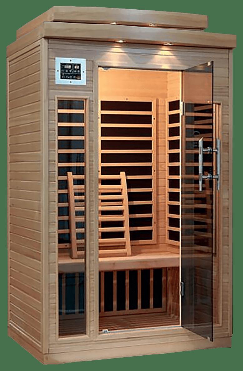 Kalinda 2 person sauna