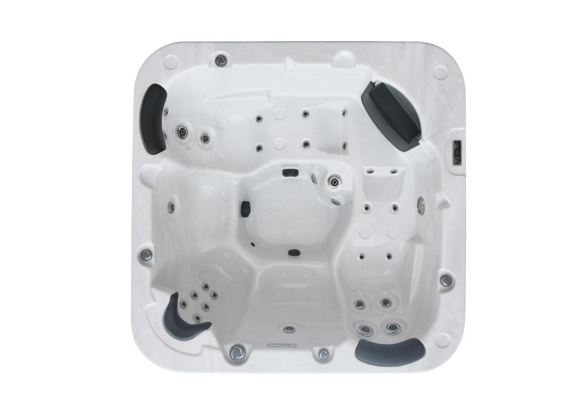 leo 5 person hot tub