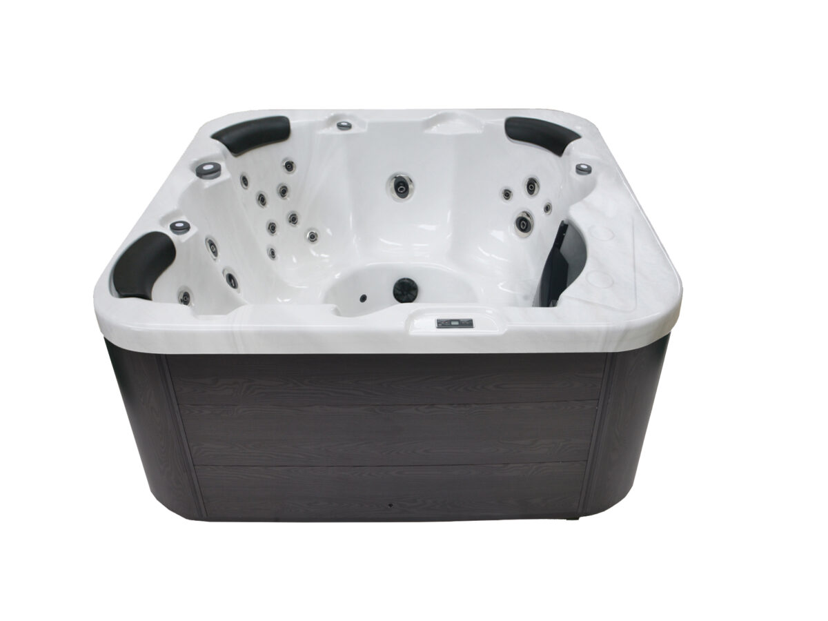 Lyra Hot Tub - Side