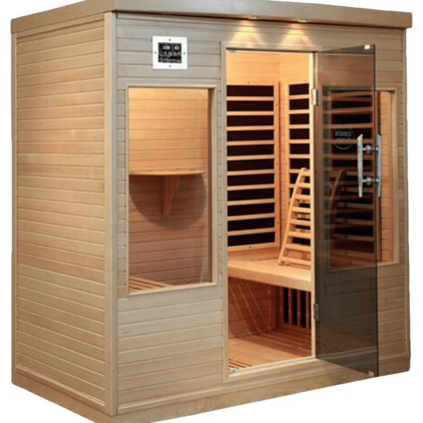 Marisol 4 person sauna