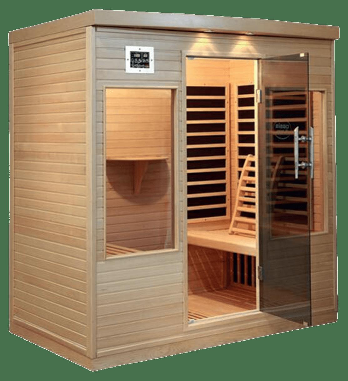 Marisol 4 person sauna