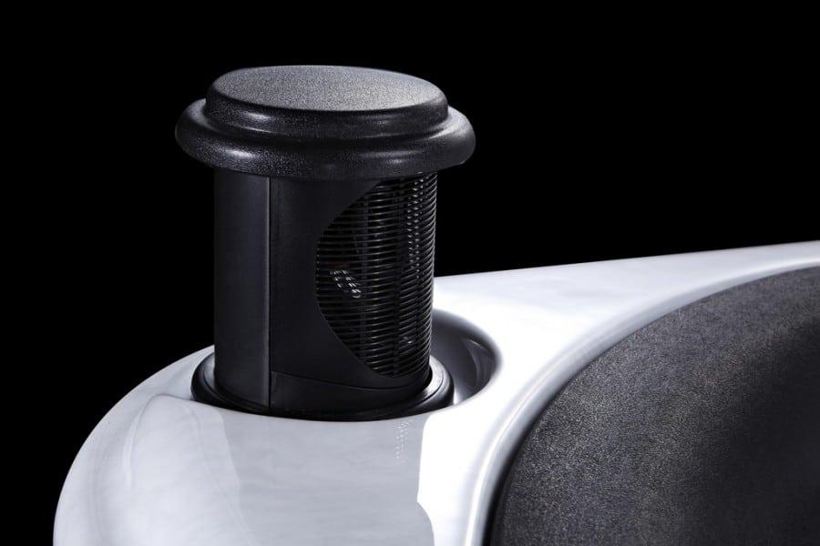 Platinum Spas Palma Hot Tub - Speaker