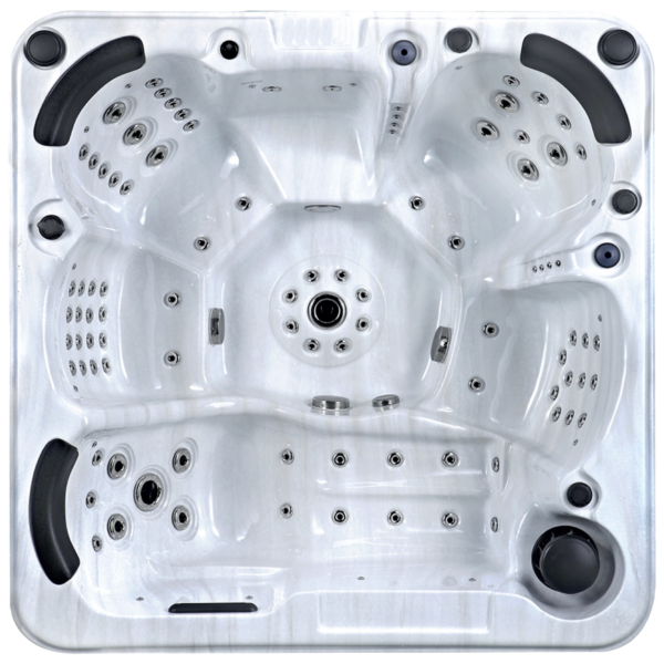 Palma 6 person hot tub