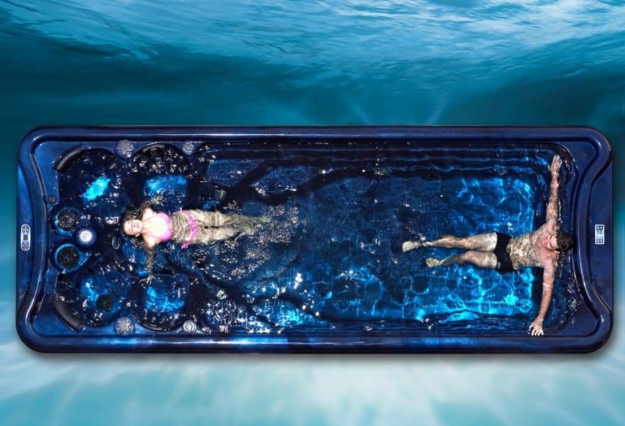Platinum Spas Poseidon Swim Spa