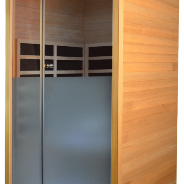solis 1 person sauna