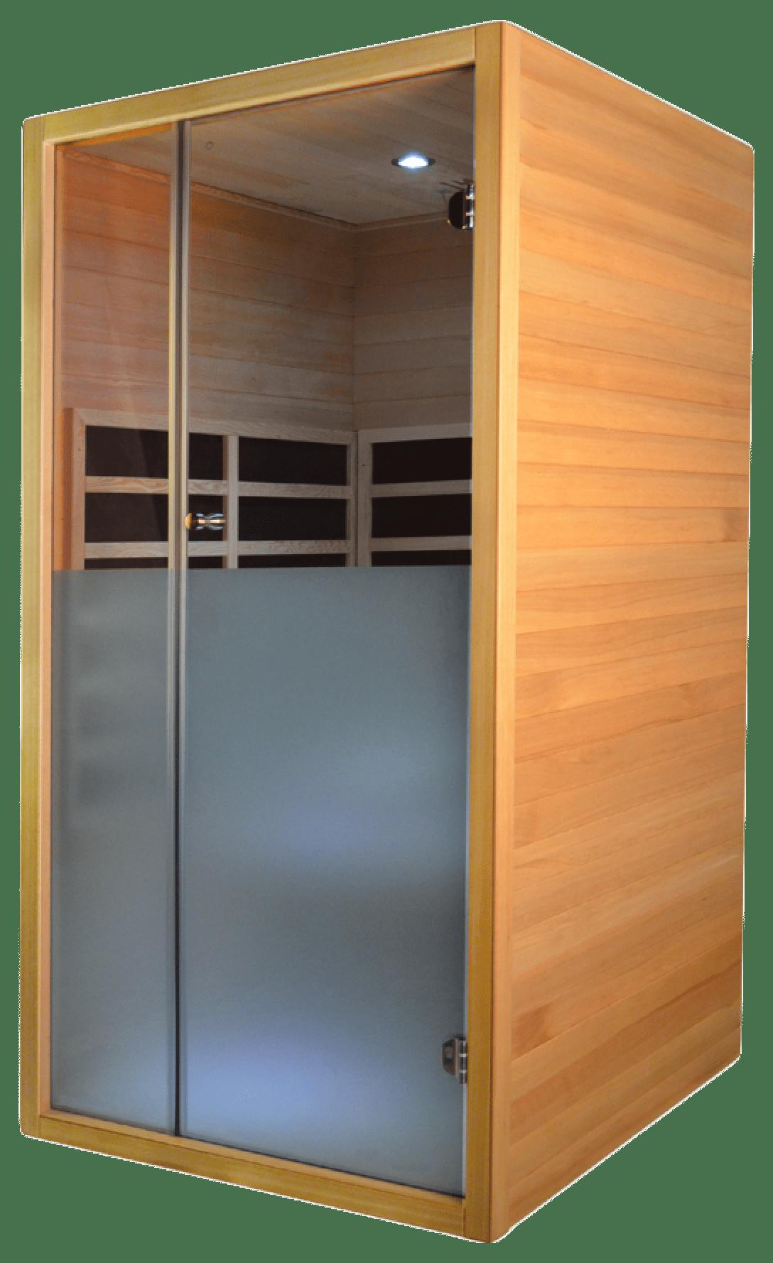 Superior Saunas Solis 1 person sauna