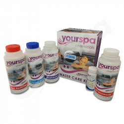 Hot Tub And Spa Accessories - Spa Care Packs