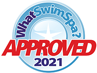 WhatSwimSpa? Approved Logo 2021