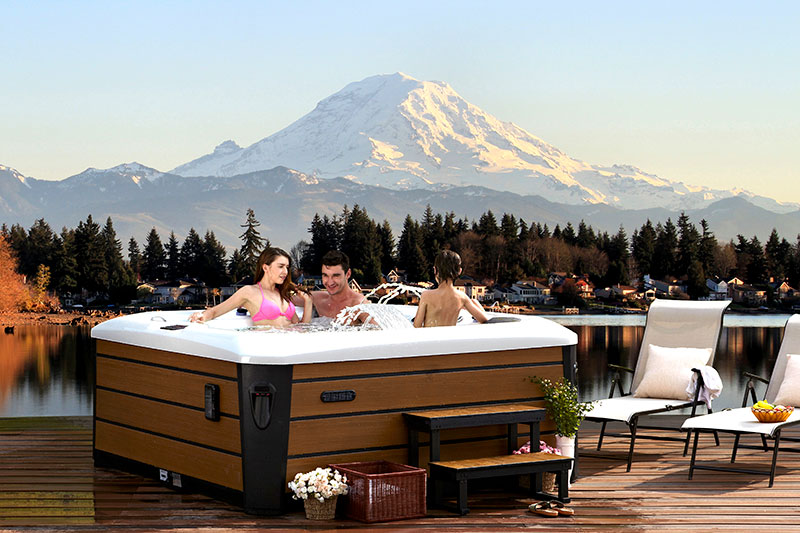 What is the difference between a hot tub and a jacuzzi?